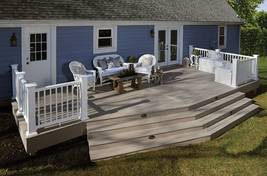 AZEK composite decks MD