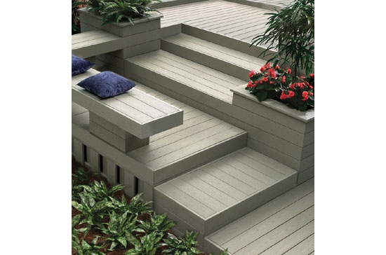 materials composite decking MD