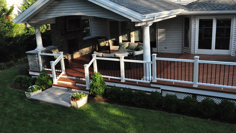 Composite decking by Fiberon Howard Co MD