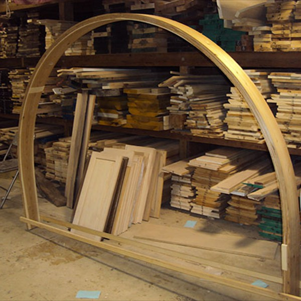 Archways Being Created